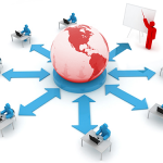 Internet como plataforma de educación a distancia