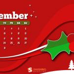 Calendario de diciembre 2015