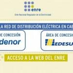 El ENRE informa los barrios donde habrá cortes de luz en Bs As