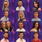 Twitter participantes de Gran Hermano 2016