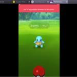 Jugar a Pokémon Go desde la PC