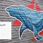 Calendarios febrero 2017