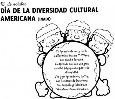 Descargar Imágenes Para El Día Del Respeto A La Diversidad Cultural